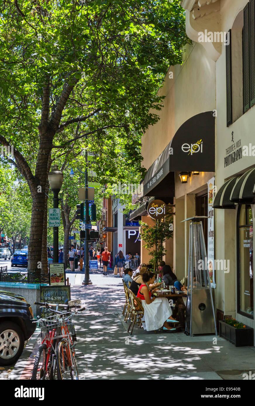 California Cafe Restaurant Palo Alto