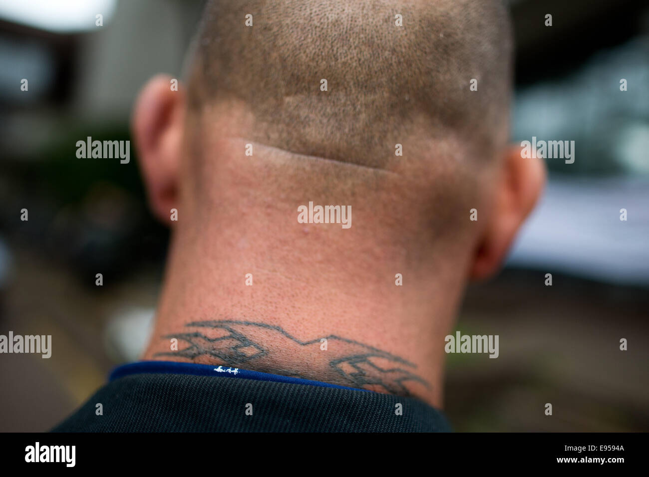 Former Ford Employee Gaby Colebunders From The Belgian Factory In Stock Photo Alamy