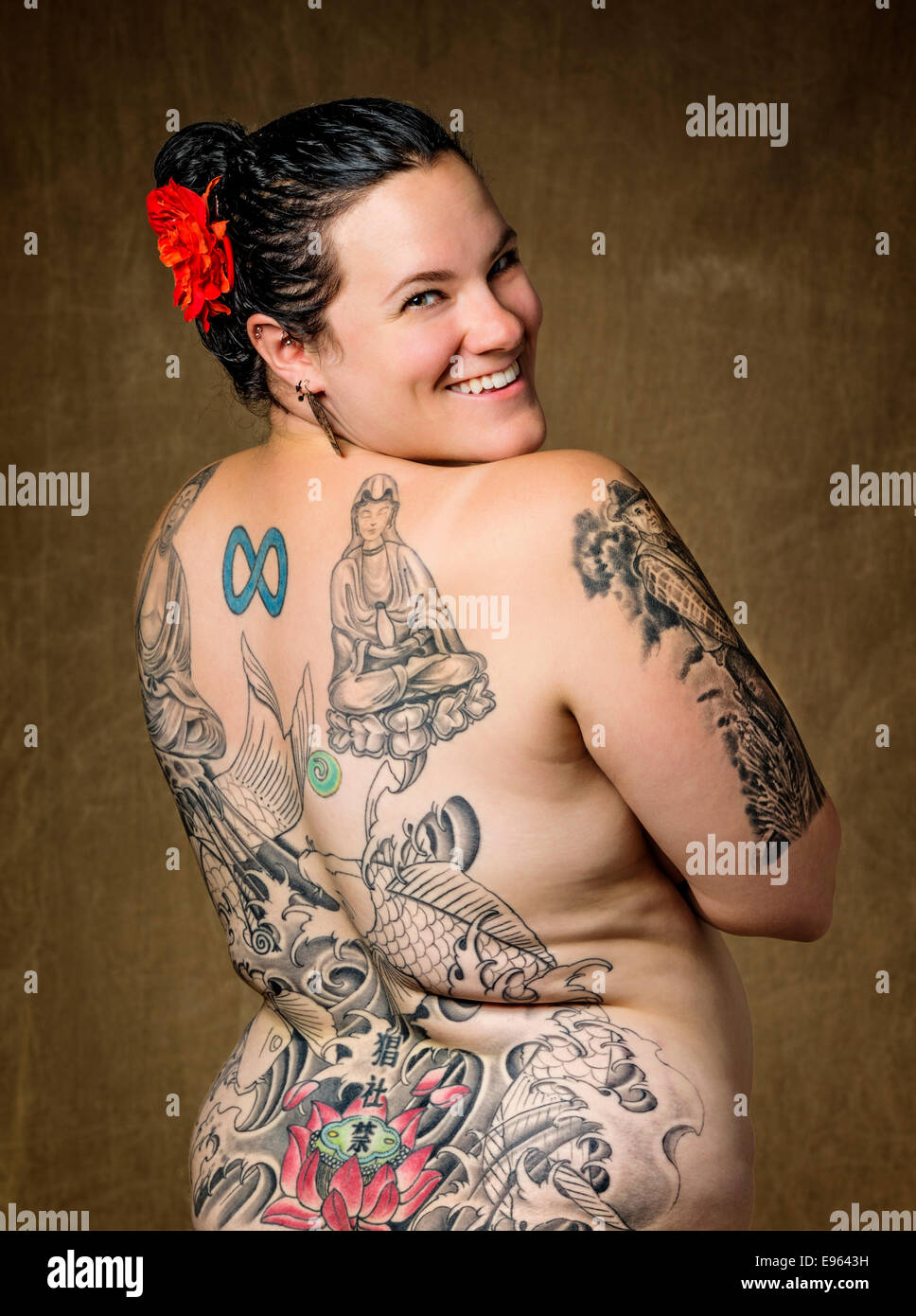 Naked tattooed women california competition-3535
