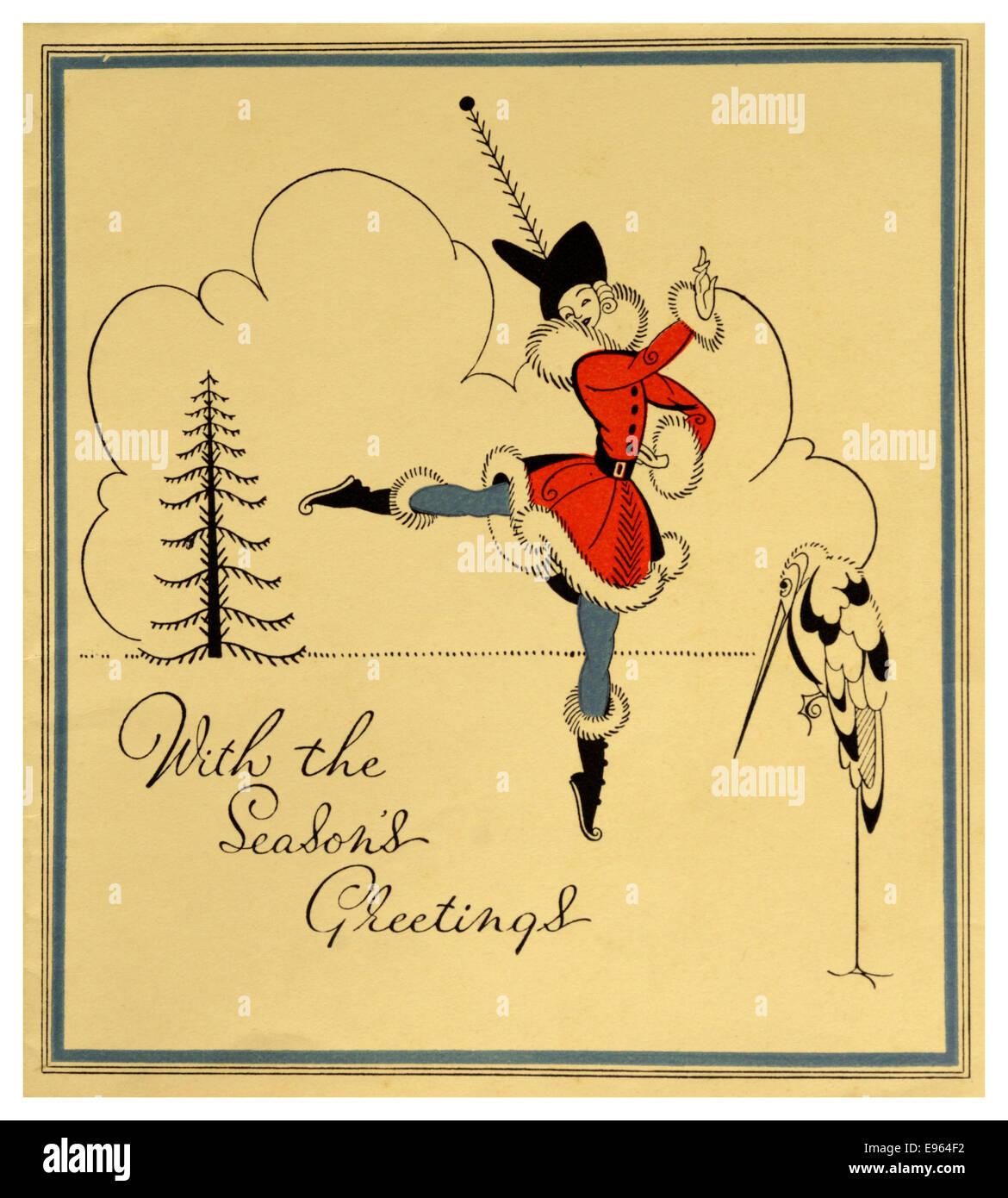 Vintage Christmas Cards Stock Photos Vintage Christmas Cards Stock