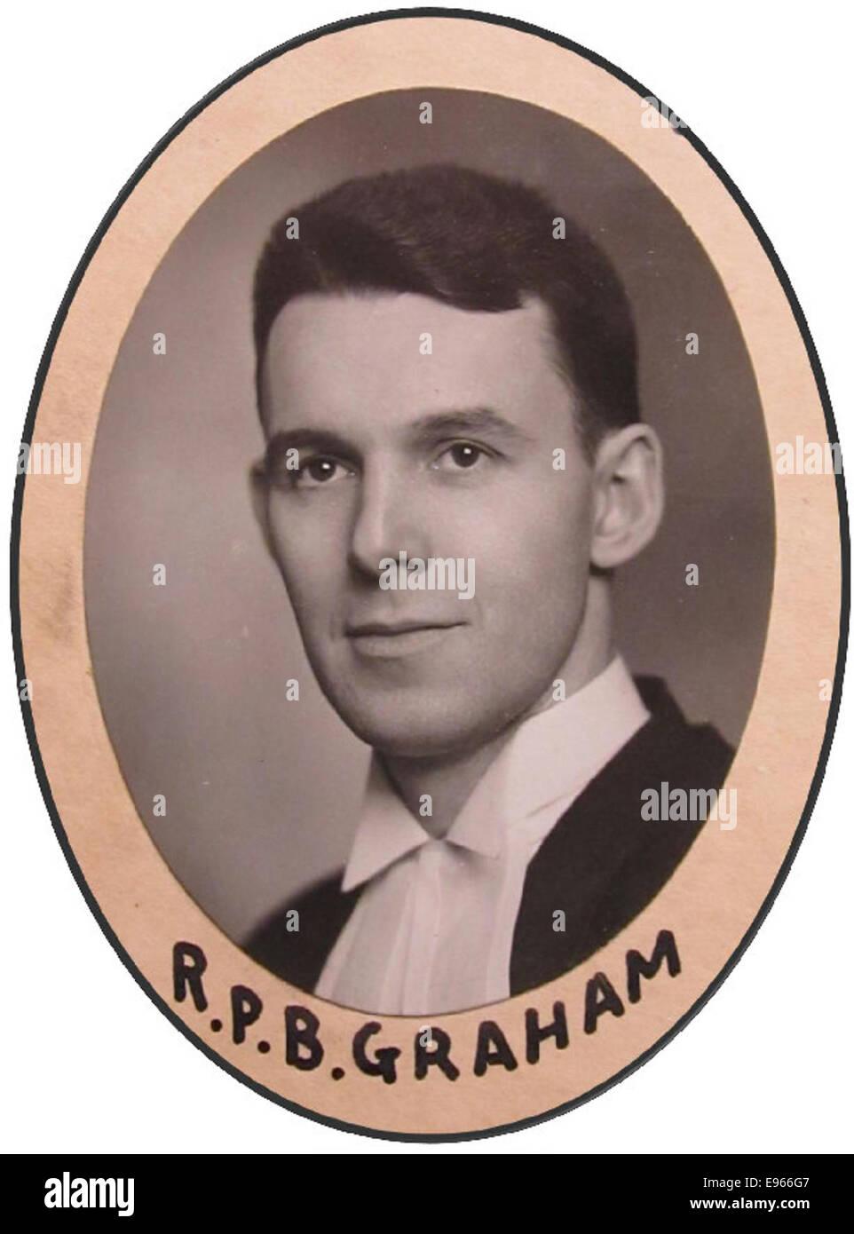 Photograph of Robert Patrick Bateman (1915-1984)  79077073 o - Stock Image