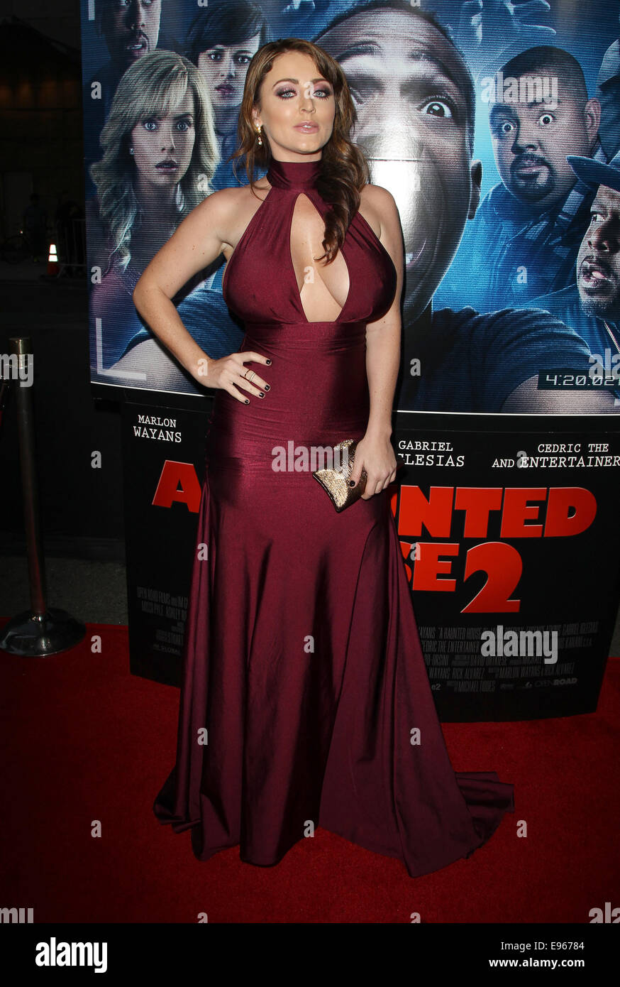 premiere of open road films a haunted house 2 featuring kirsty rh alamy com a haunted house 2 afdah a haunted house 2013