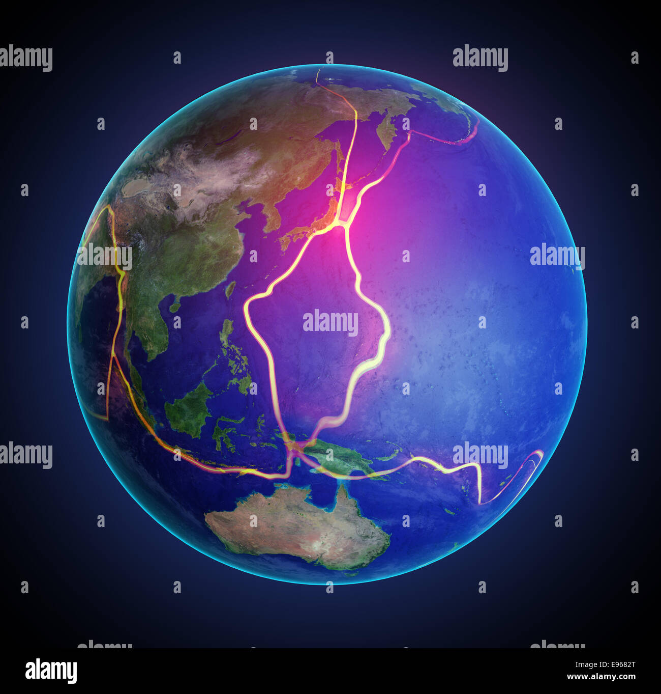 Earth Ring Geology