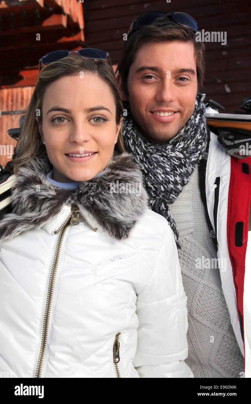 Couple - Stock Image