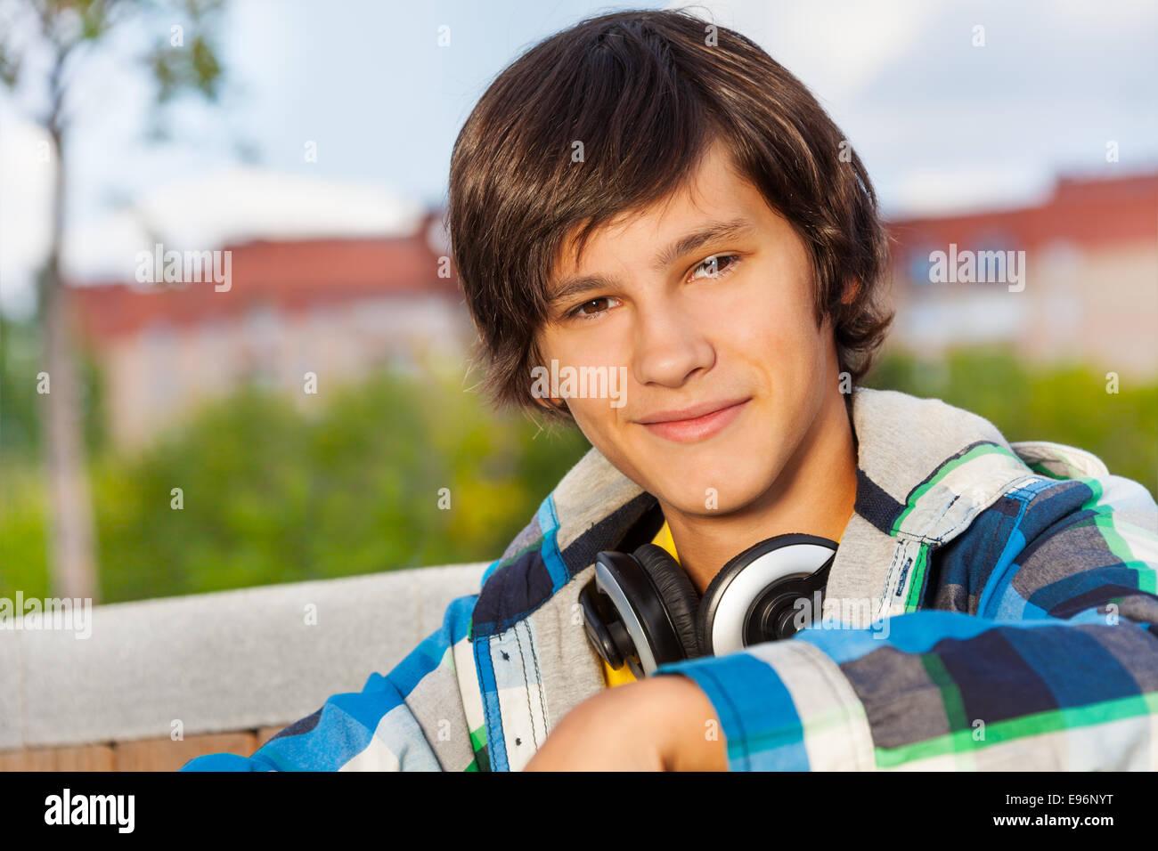 f95505f29ab Cute Teen Boy Stock Photos   Cute Teen Boy Stock Images - Alamy