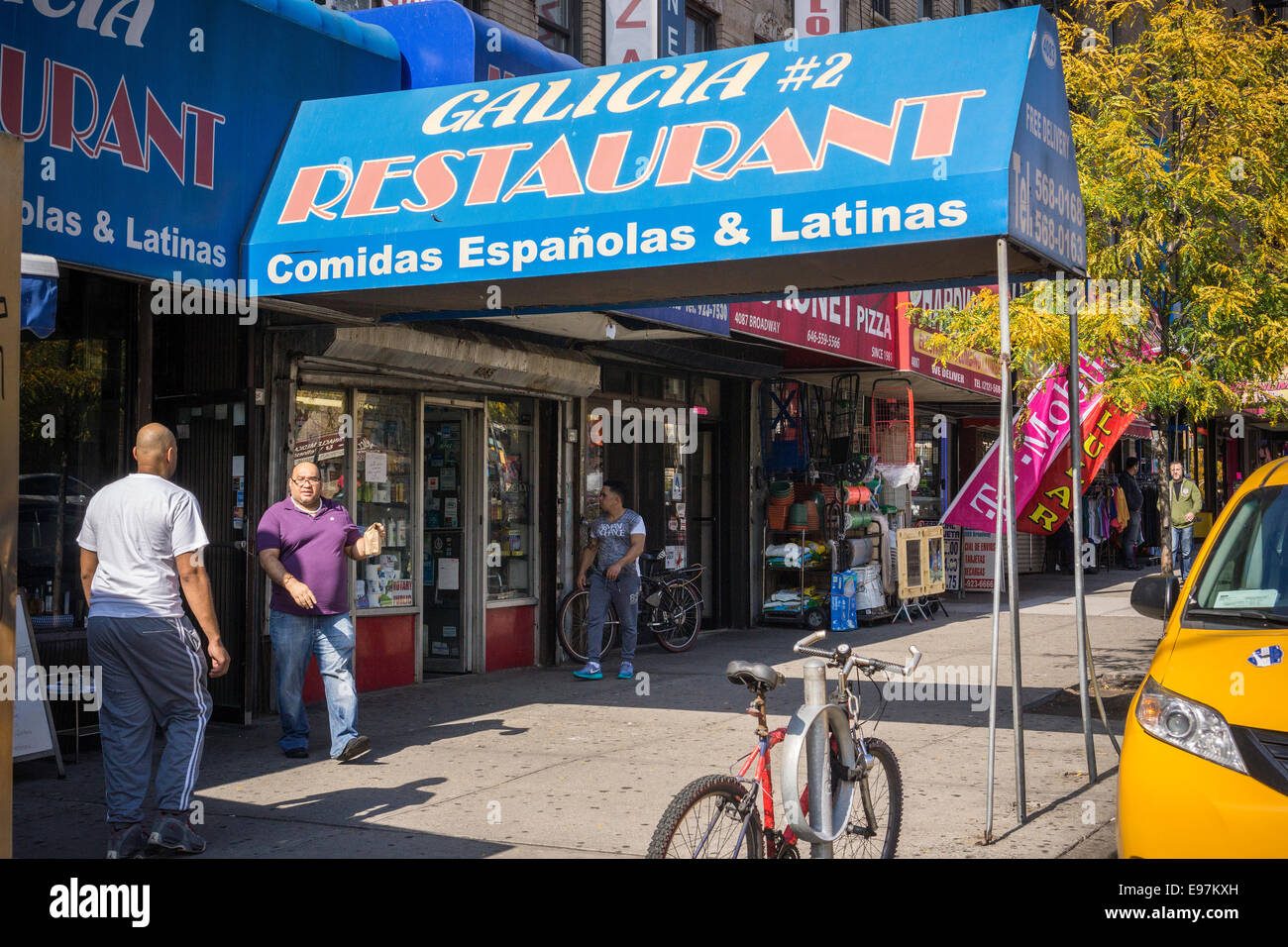 Dominican Restaurant In The Primarily Dominican New York