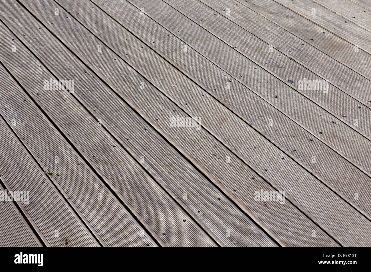 Wood Floor For Outdoor As A Texture Background