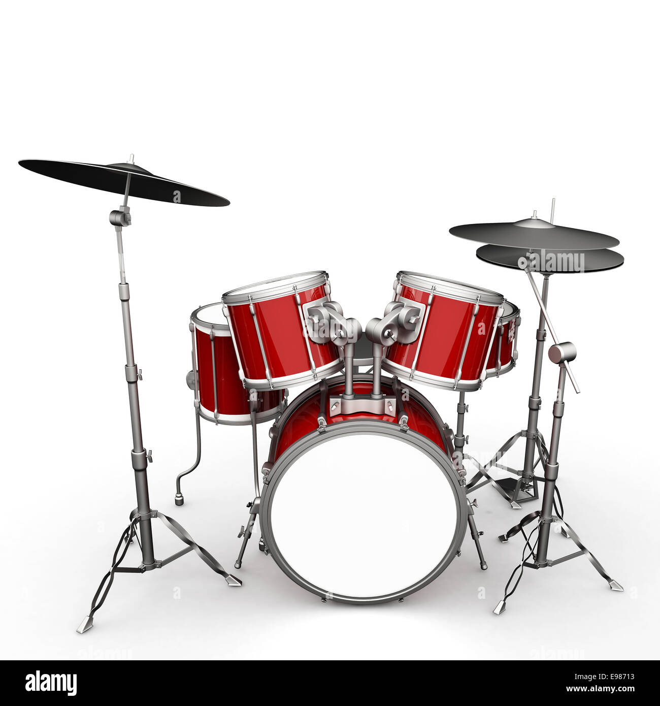 Cymbals Cut Out Stock Images Pictures Alamy
