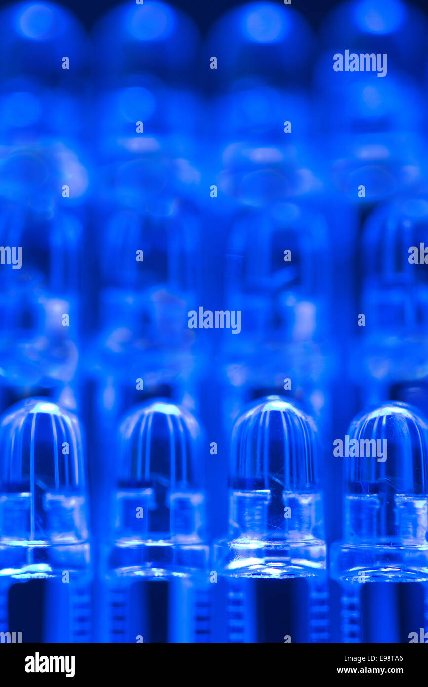 Led Stock Photos Images Alamy Light Laser Gt Circuits Traffic Lights For Games With Close Up Of Row Emitting Diodes As Part A Lighting Circuit