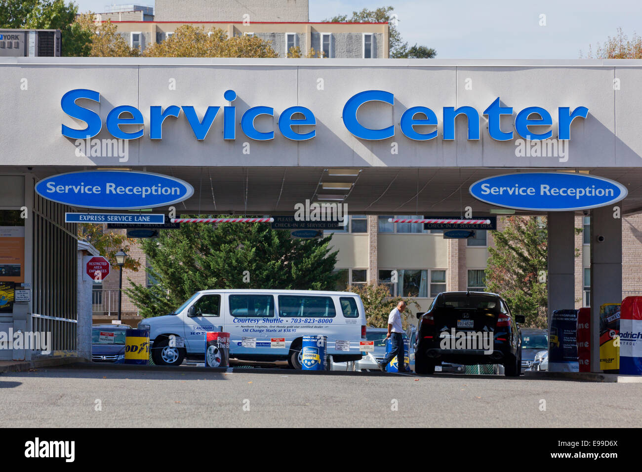Honda Dealership High Resolution Stock Photography And Images Alamy