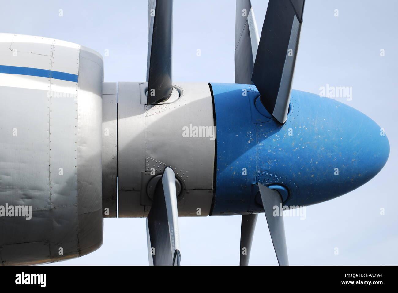 airscrew - Stock Image