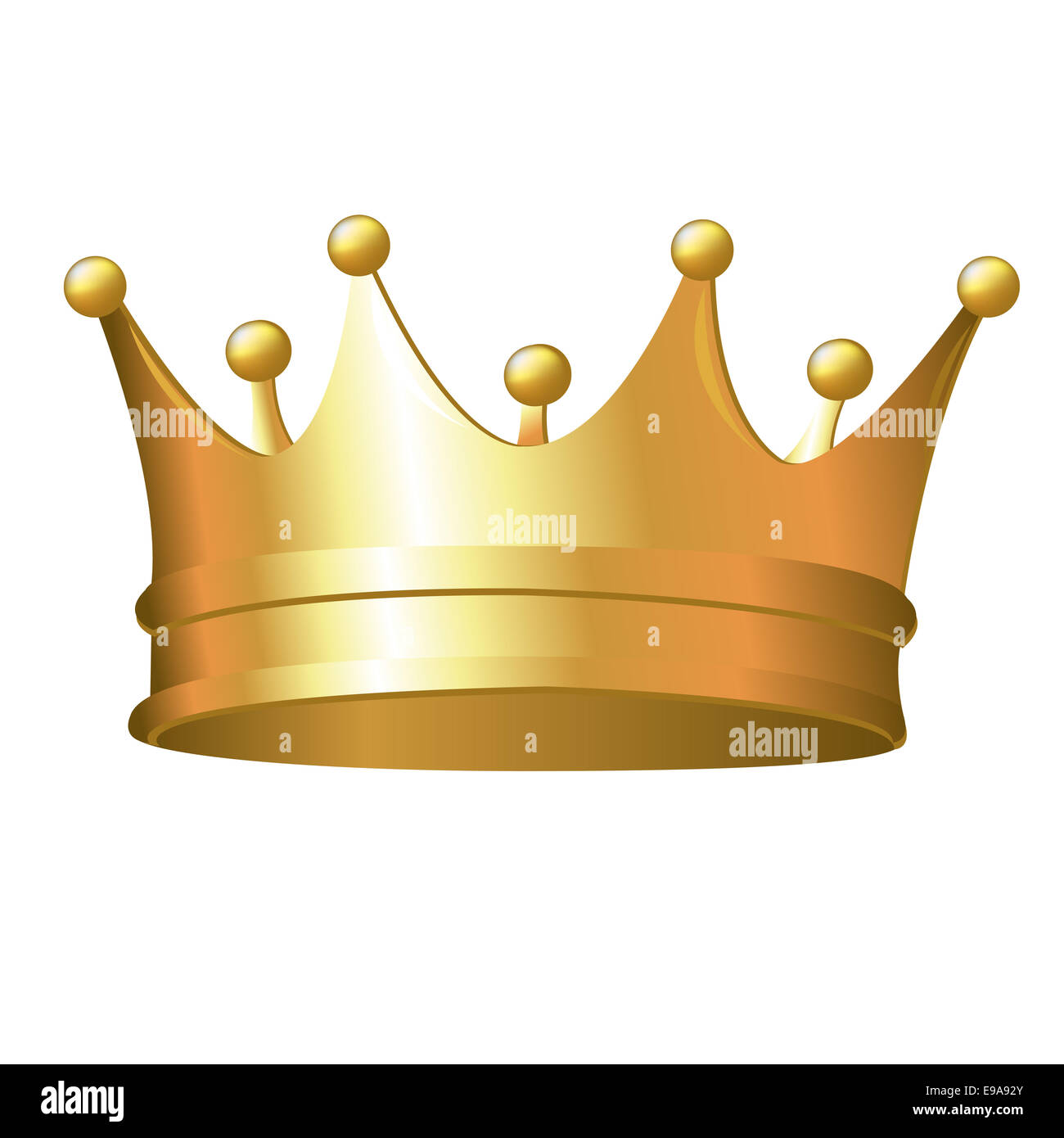 Gold Crown Stock Photos & Gold Crown Stock Images - Alamy