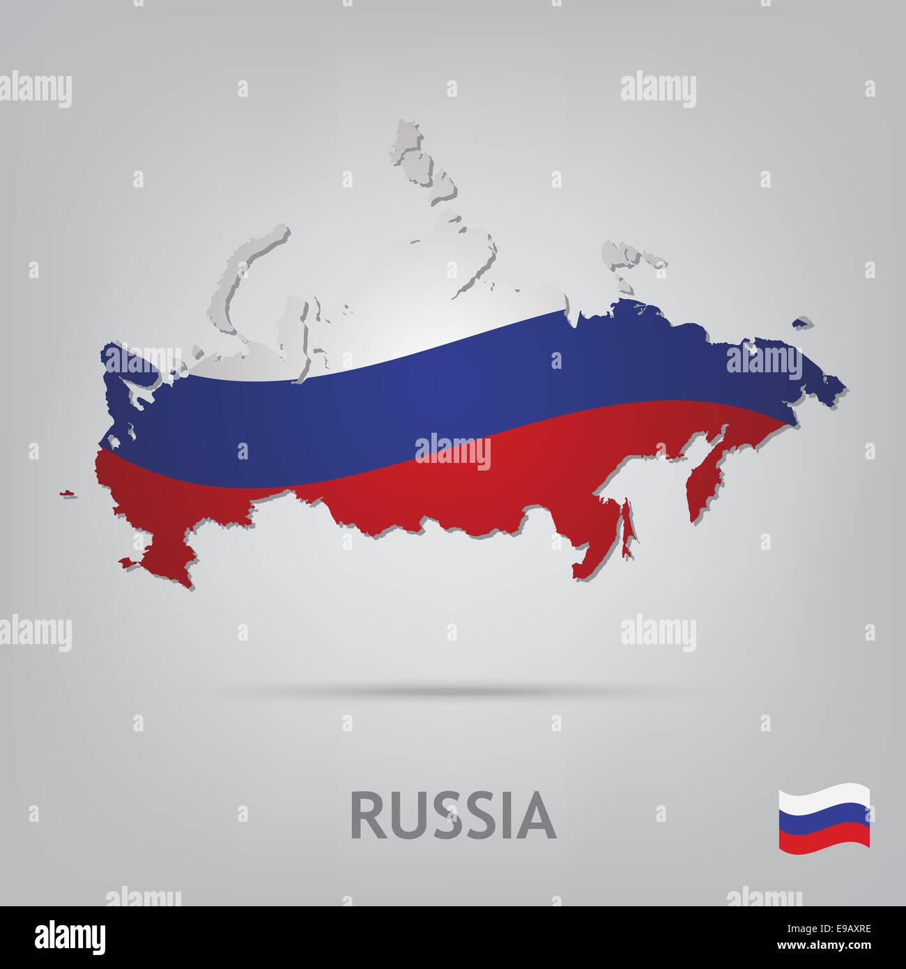 Russia - Stock Image