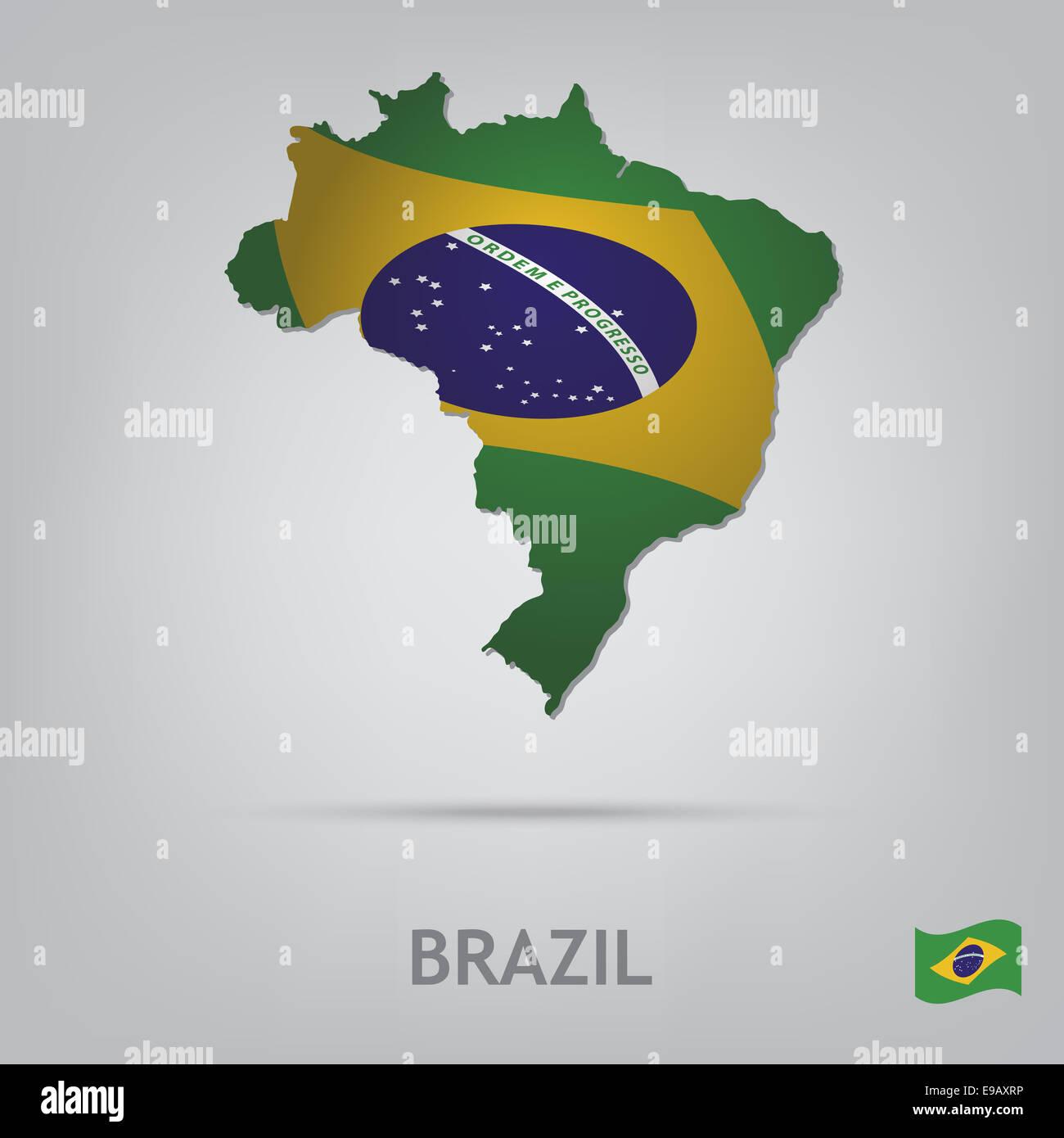 brazil - Stock Image