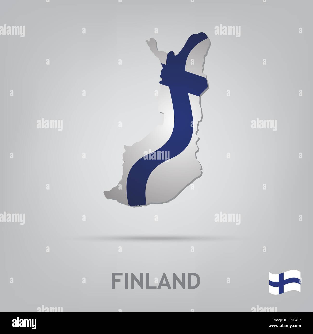 finland - Stock Image