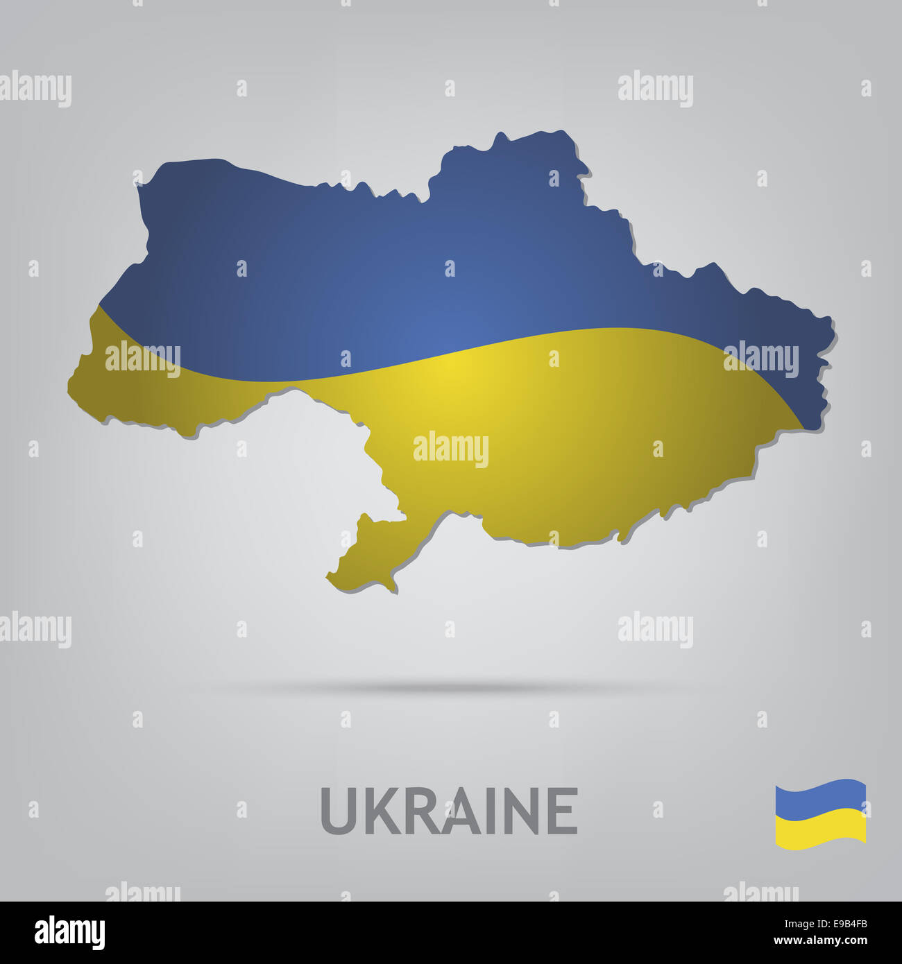 ukraine - Stock Image