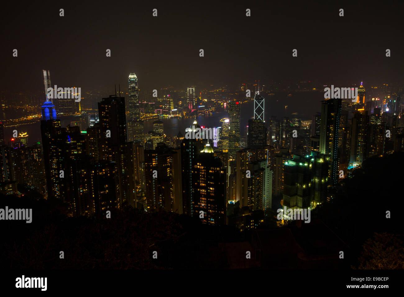 Hong Kong, SAR China - Stock Image