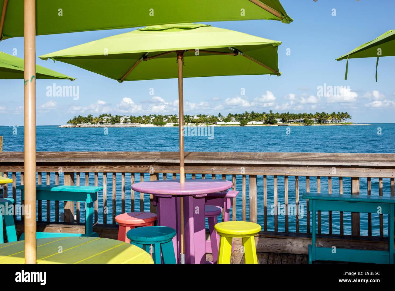 Florida Key West Sunset Key Gulf Of Mexico Sunset Pier Restaurant