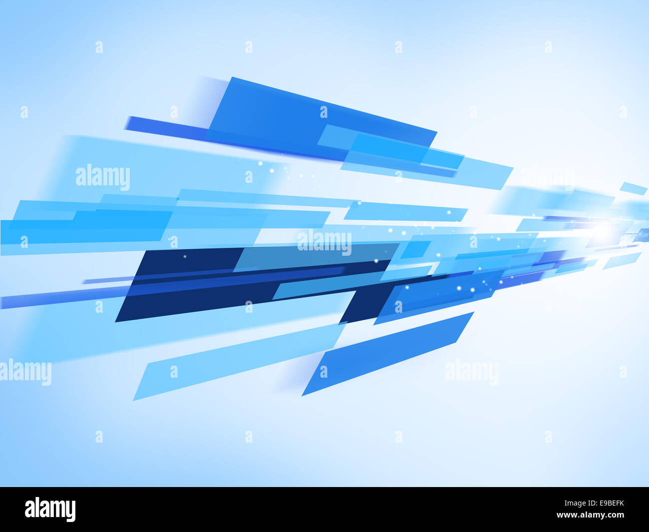 abstract background, Digitally Generated Image in software. - Stock Image