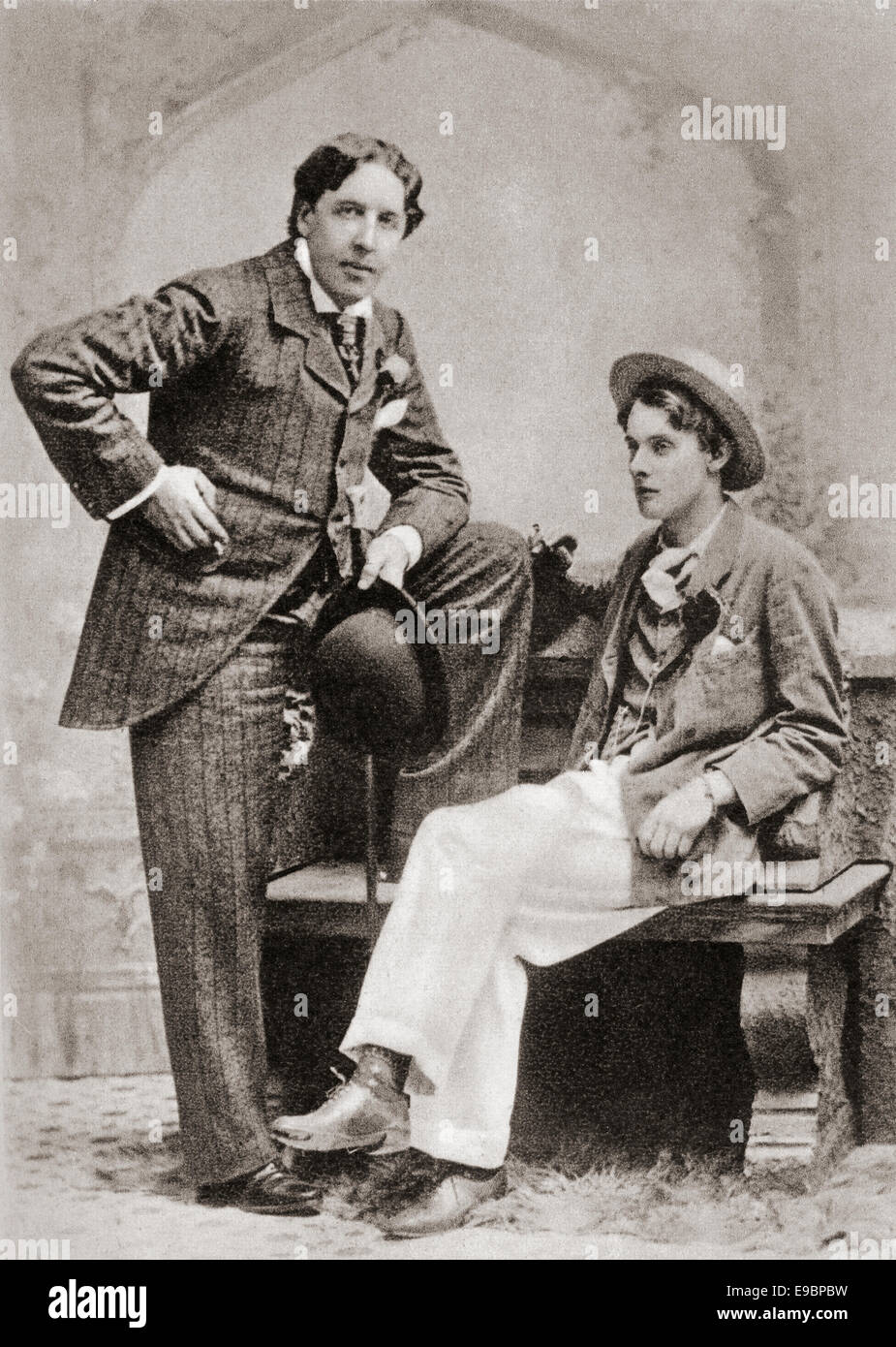 Oscar Wilde and Lord Alfred Do...