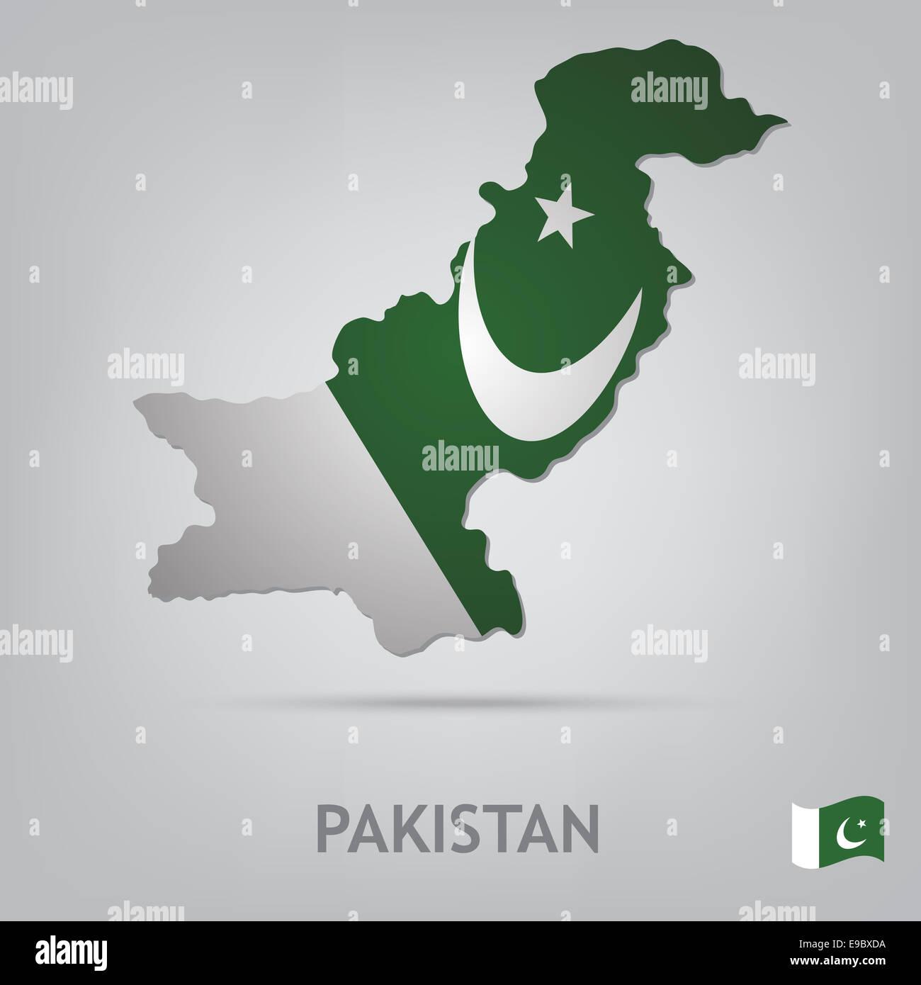 pakistan - Stock Image