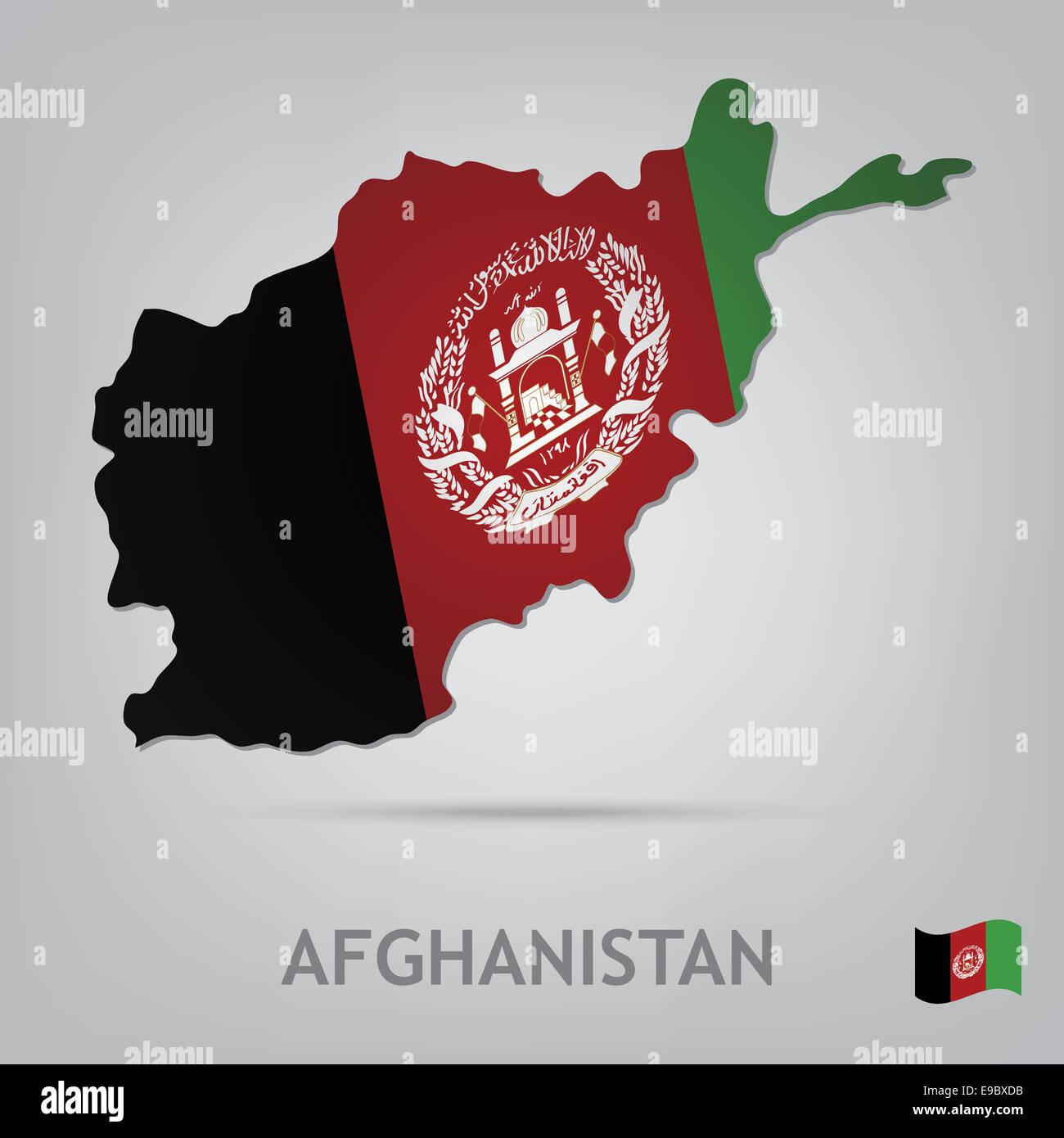afghanistan - Stock Image