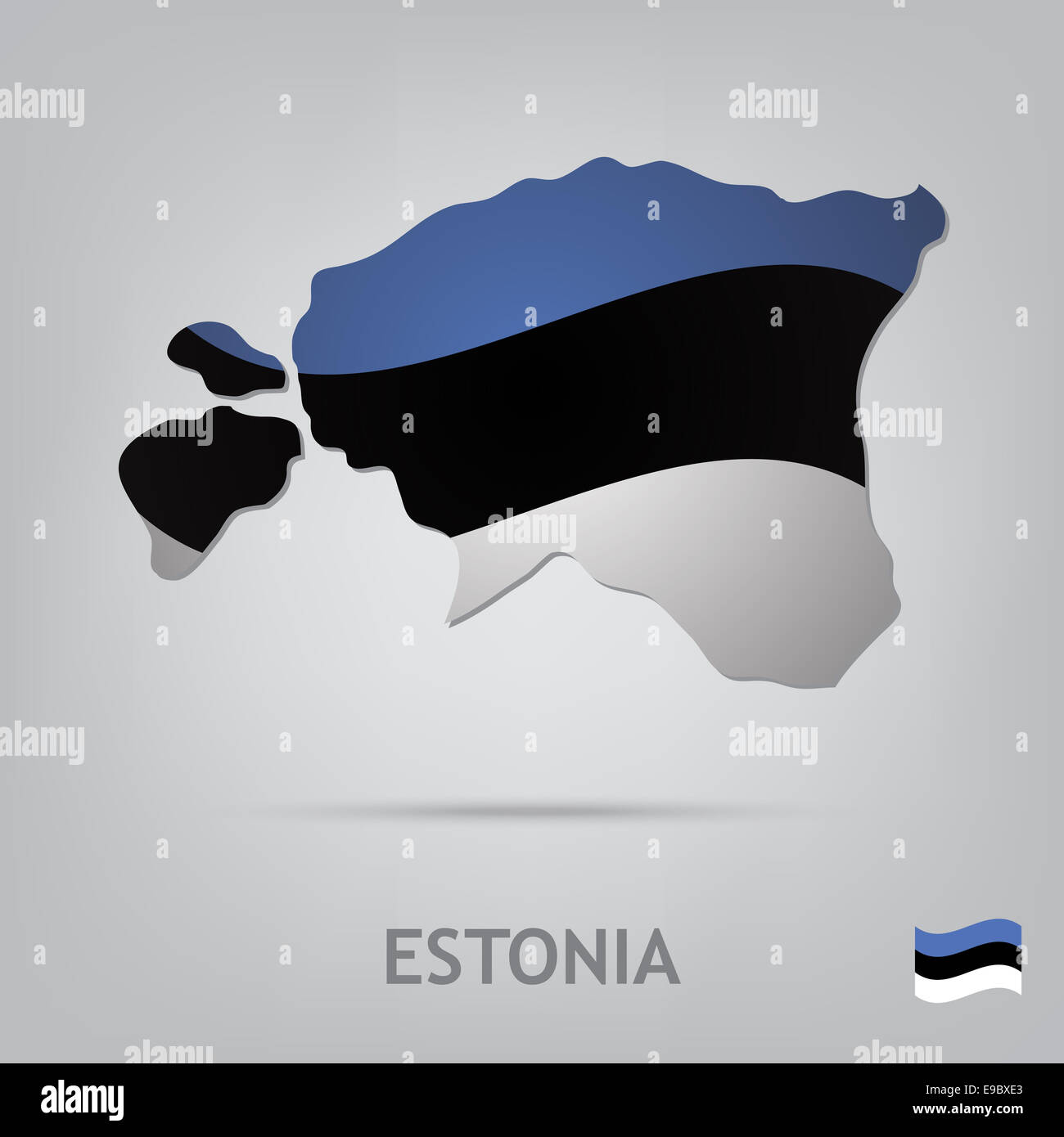 estonia - Stock Image