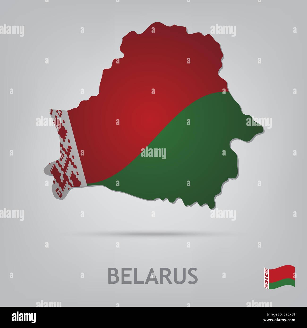 belarus - Stock Image