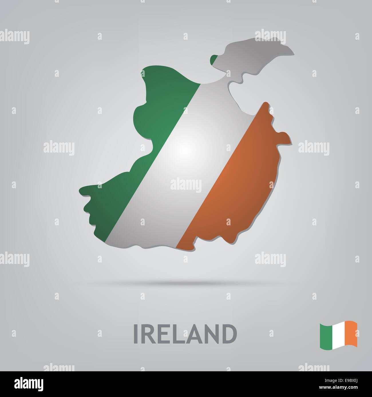 ireland - Stock Image