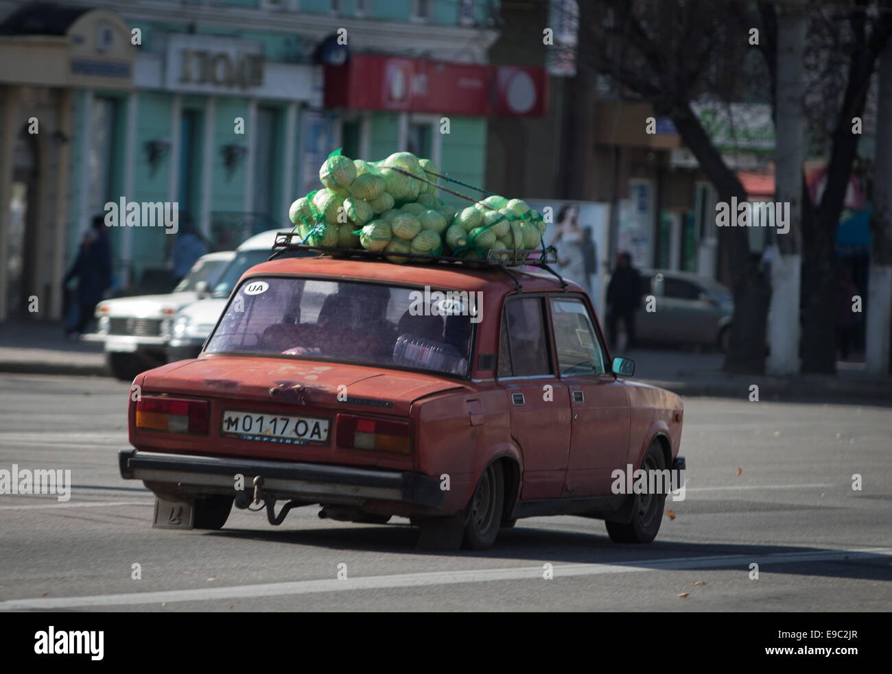 Taxi Lugansk: a selection of sites