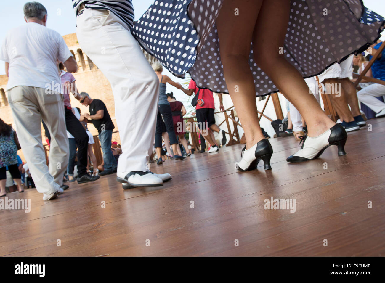 Dancing Feet Stock Photos Amp Dancing Feet Stock Images Alamy