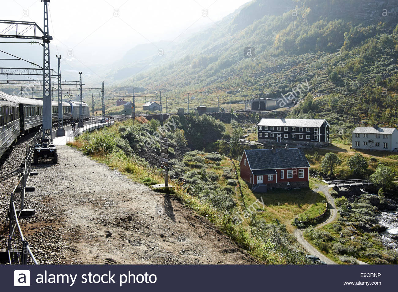 Myrdal norway tourism study