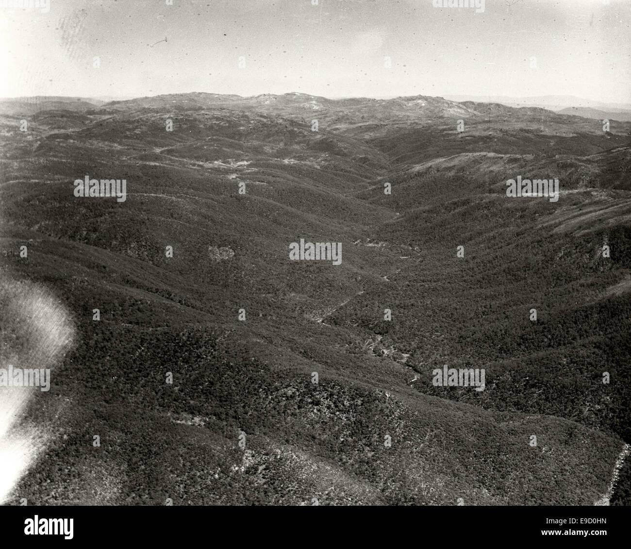 Kosciusko Summit and Snowy River Gorge 14062905263 o - Stock Image
