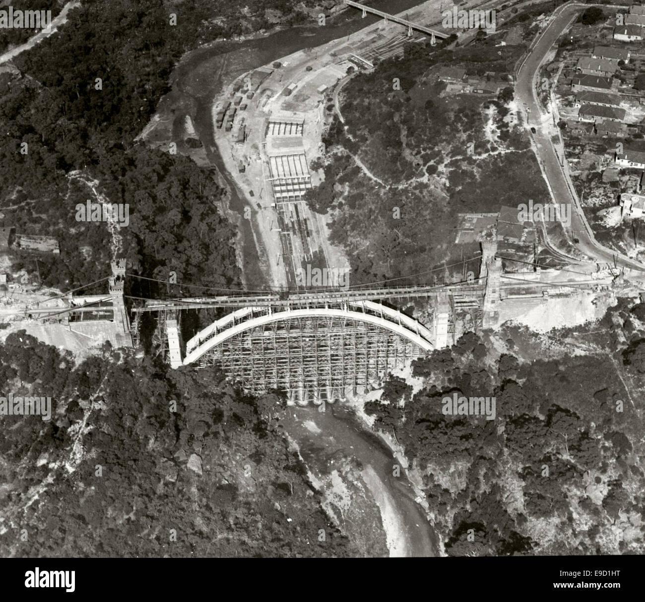 Suspension Bridge 14039641771 o - Stock Image