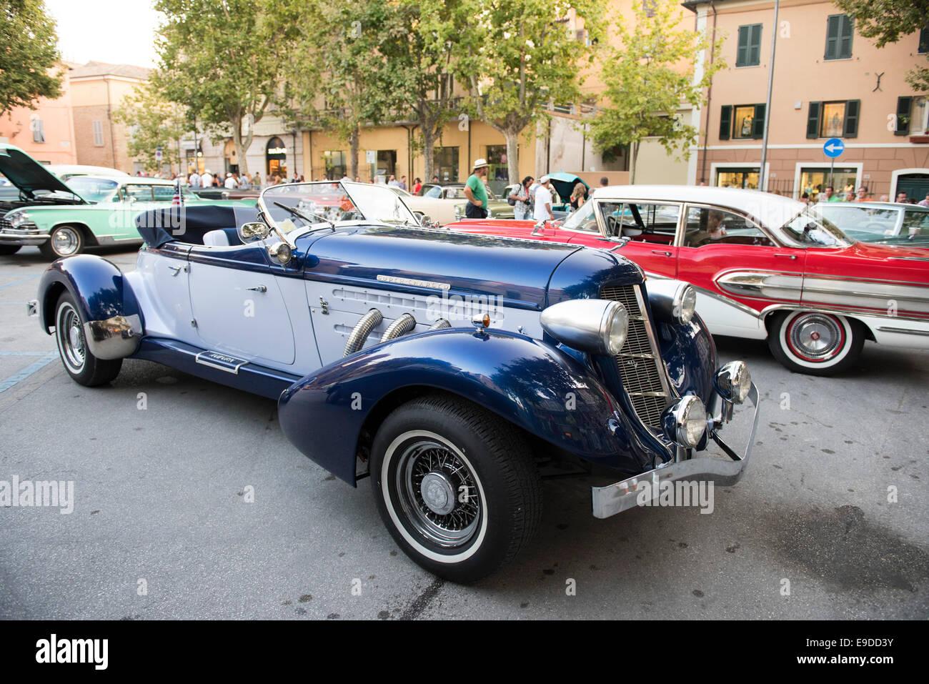 Auburn, Oldtimer, Old, Classic Car, Vintage Car, Summer Jamboree ...