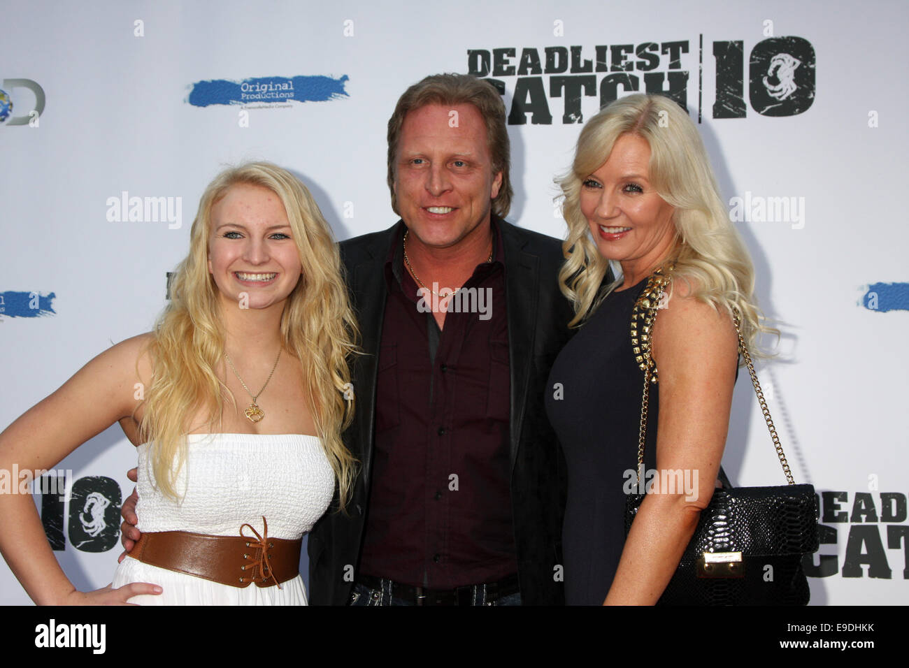 Premiere Screening Of Deadliest Catch Season 10 Arrivals