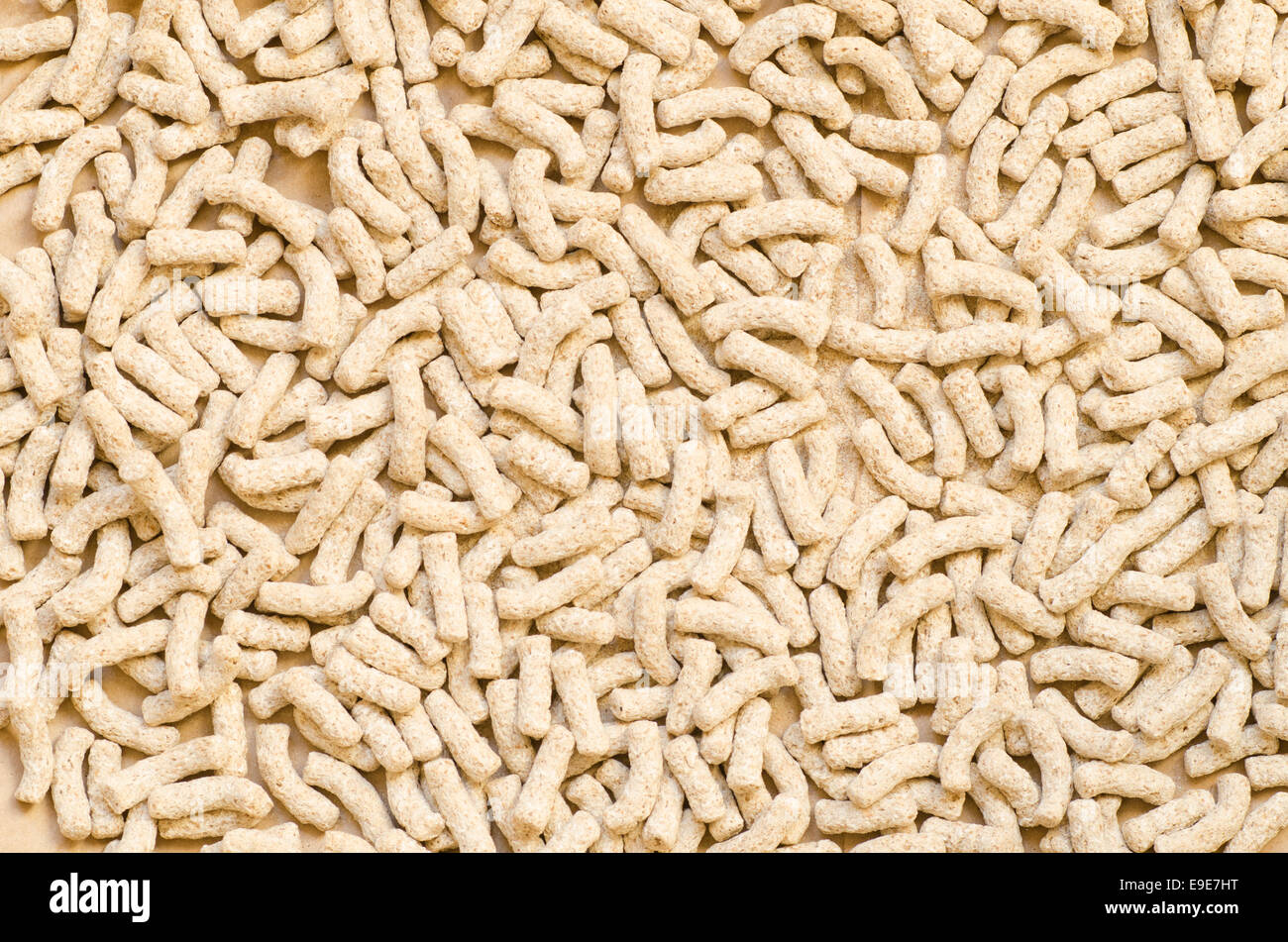 dietary fiber cereals food background - Stock Image