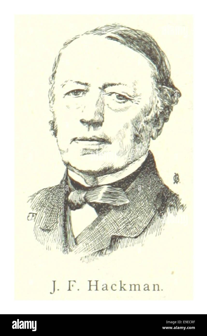 MECHELIN(1894) p183 J.F. Hackman - Stock Image