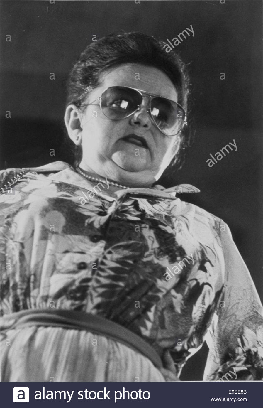 POLTERGEIST (1982)  Zelda Rubinstein. Courtesy Granamour Weems Collection.  Editorial use only. - Stock Image