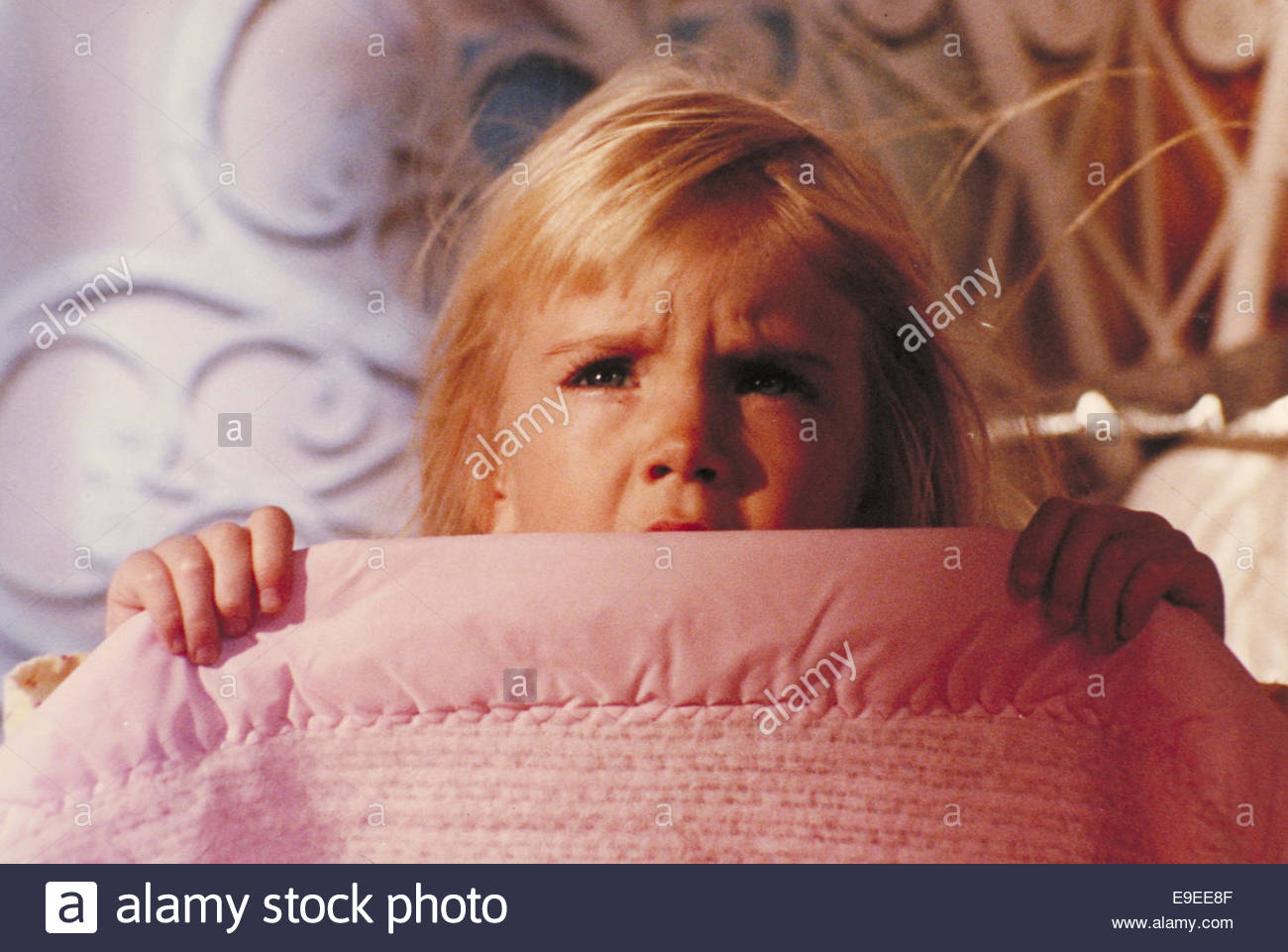 POLTERGEIST (1982)  Heather O'Rourke . Courtesy Granamour Weems Collection.  Editorial use only. - Stock Image