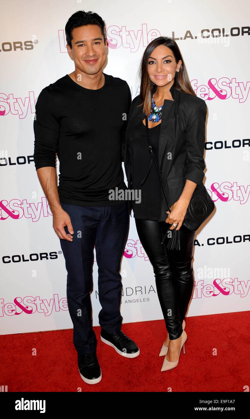 Mario Lopez Wife Courtney Mazza Life Style 10 Year Anniversary
