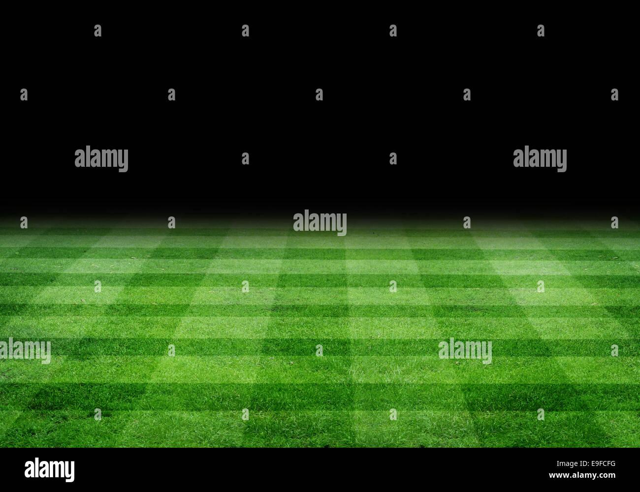 soccer background - Stock Image