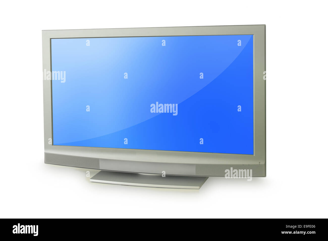 Plasma Tv Cut Out Stock Images & Pictures - Alamy