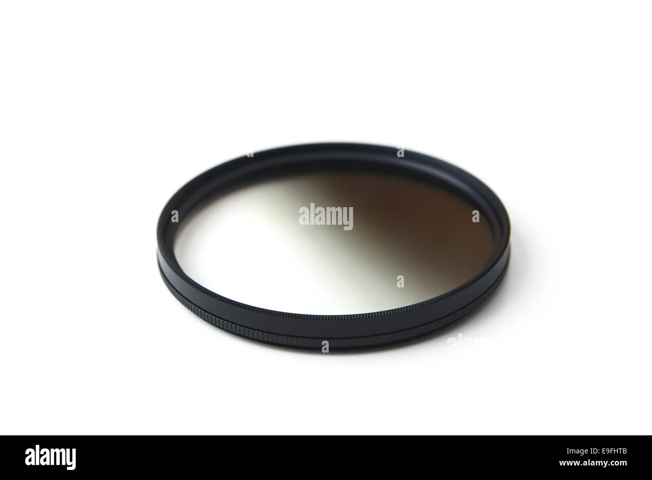Camera Lenses ND Filter - Stock Image