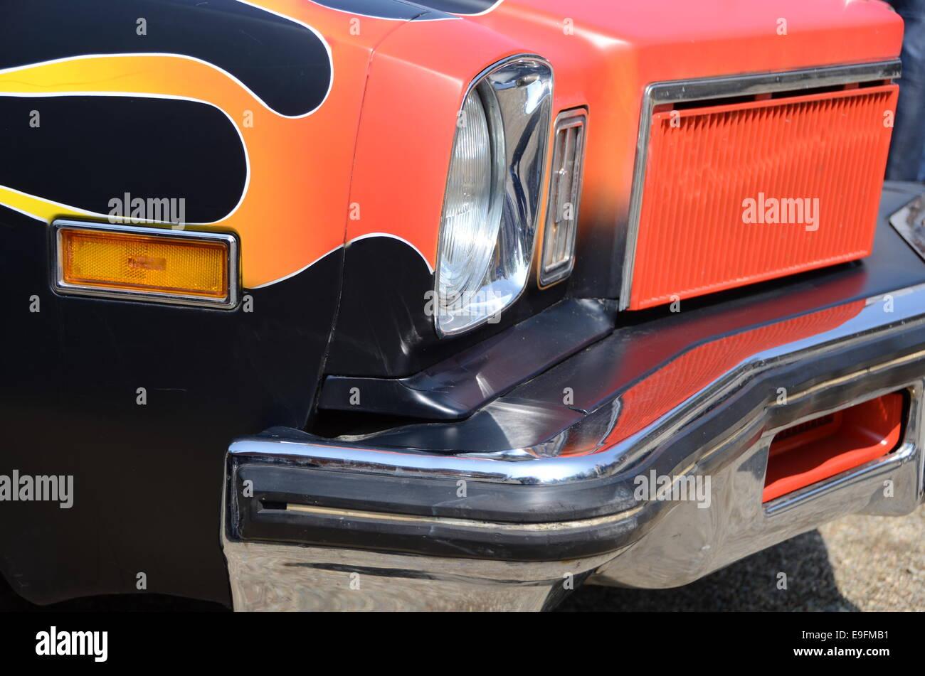 oldtimer us car Stock Photo