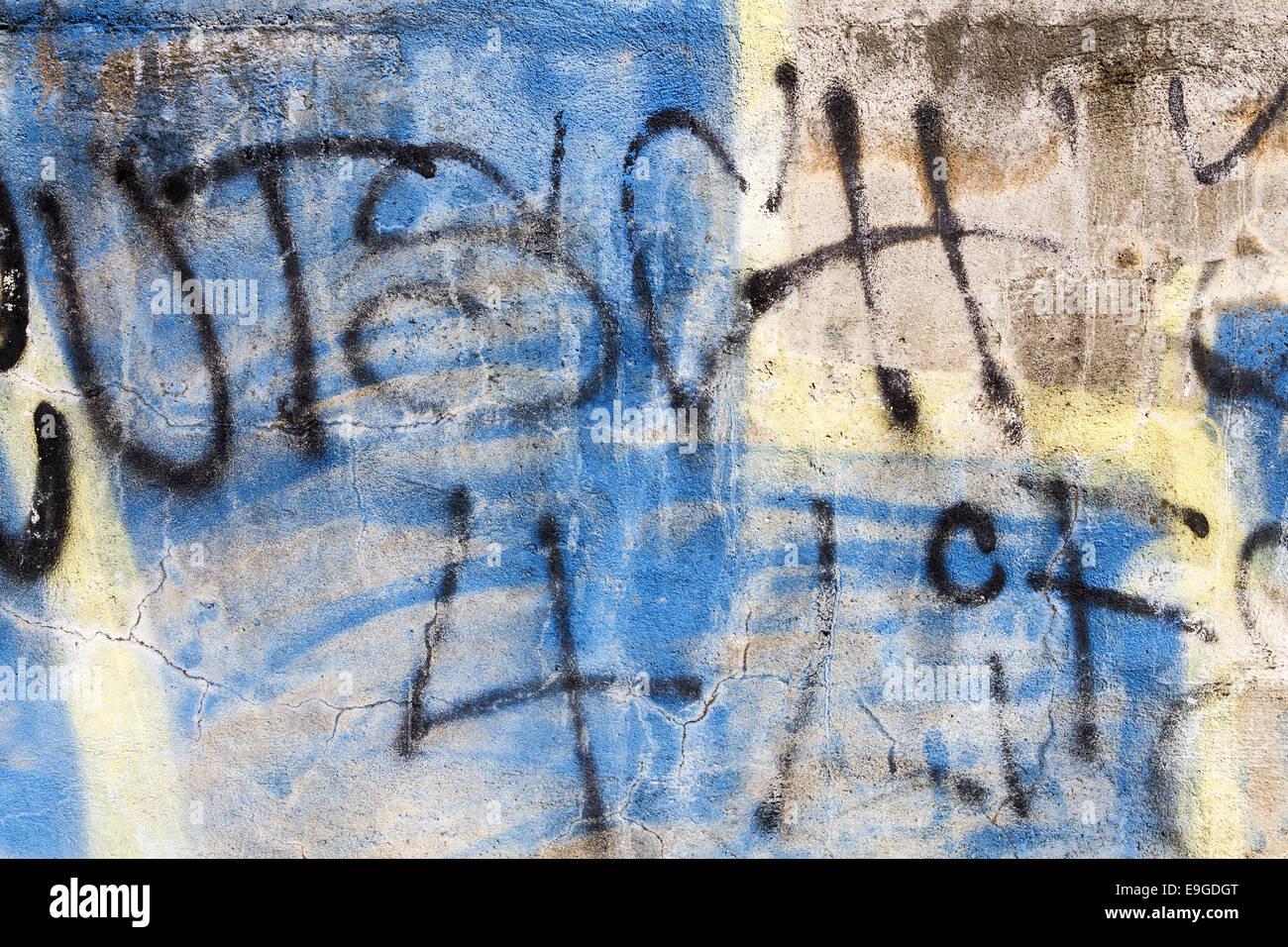 graffitti, Stock Photo