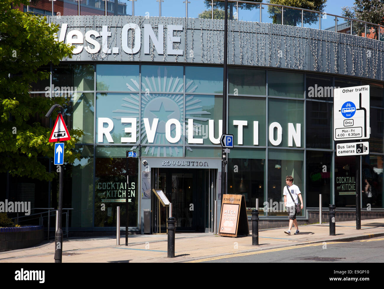 Revolution bar sheffield