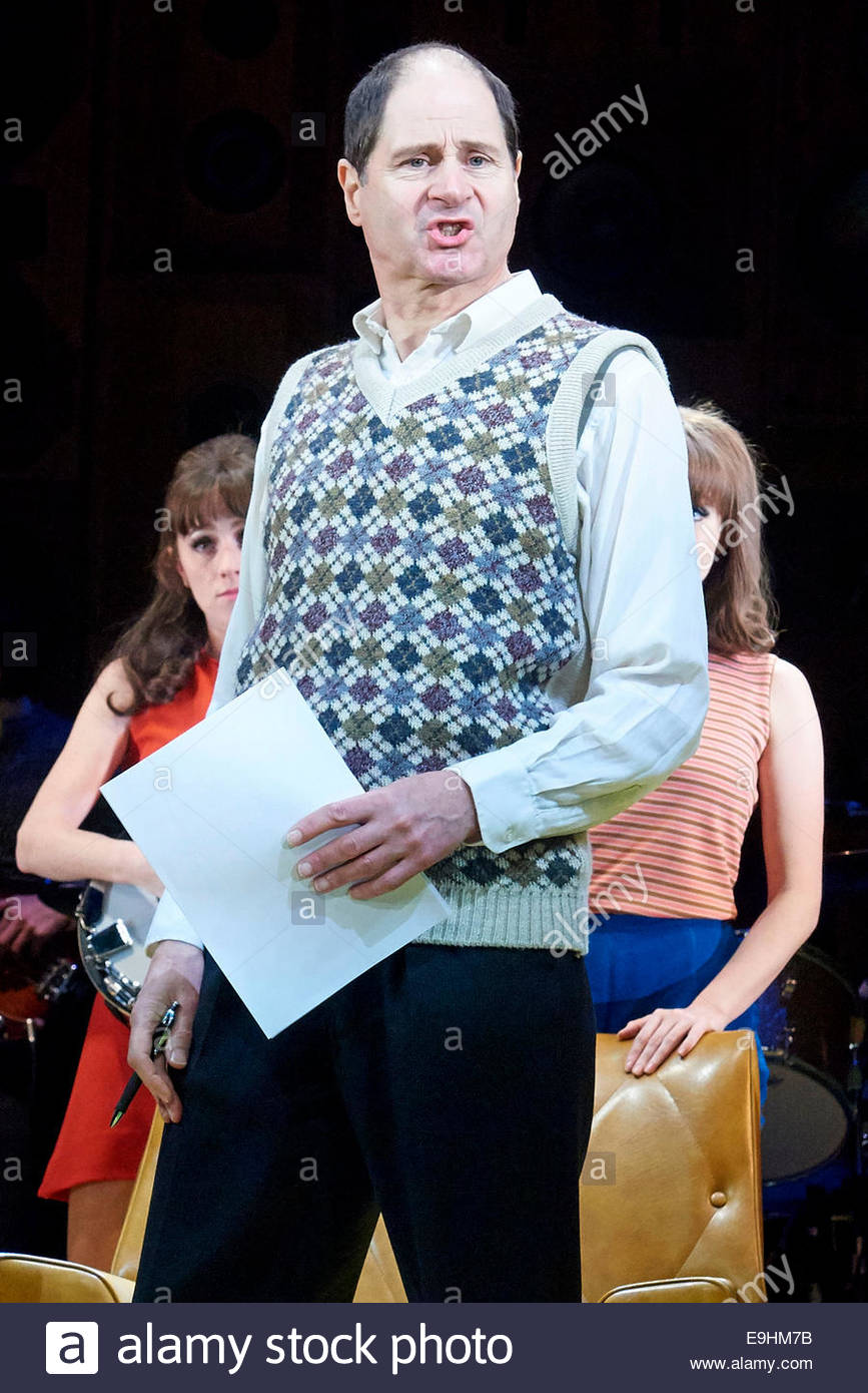 Sunny Afternoon. A Musical.The Kinks, Book by Joe Penhall, Music and Lyrics by Ray Davies. A Hampstead Theatre Production Stock Photo