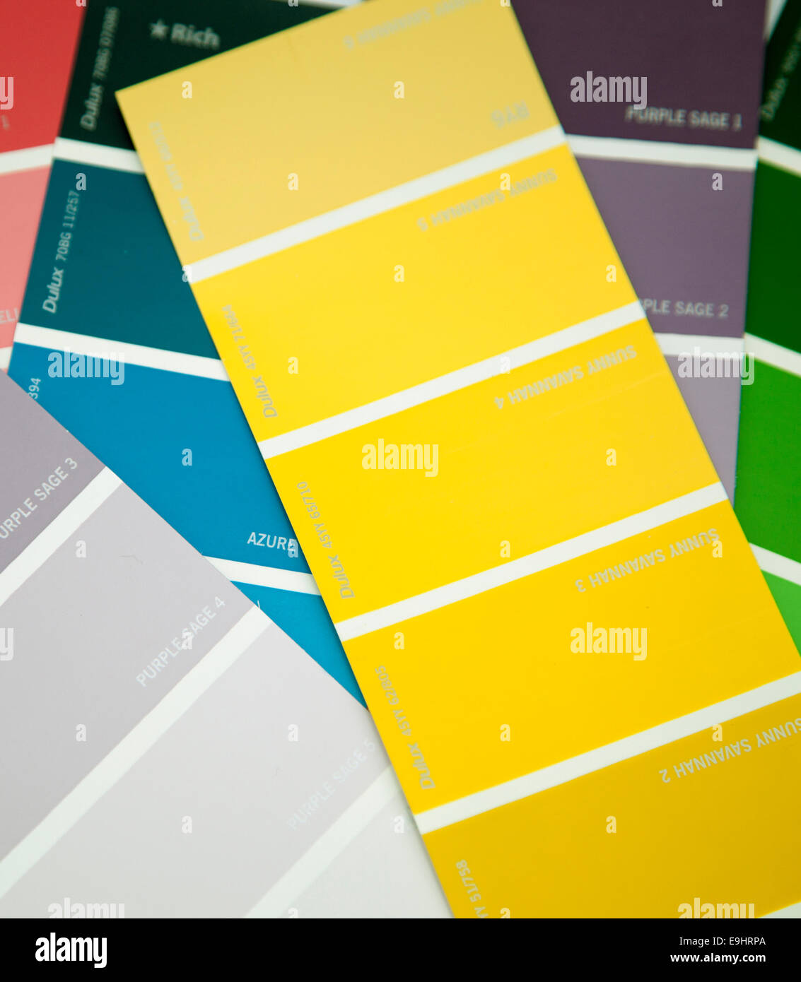 Dulux Paint Stock Photos & Dulux Paint Stock Images - Alamy
