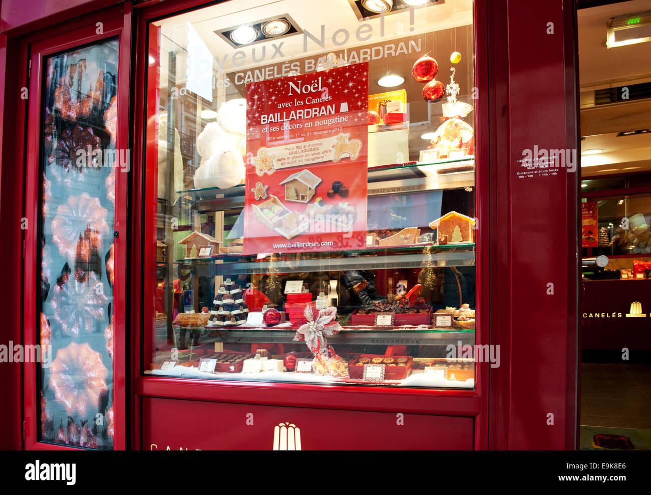 Nice Shop Baillardran On 29 Rue Porte Dijeaux Bordeaux France